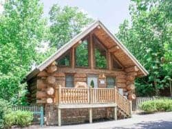 1 bedroom cabin in Gatlinburg Tn
