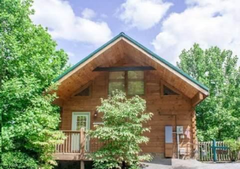 cabin in the smokies